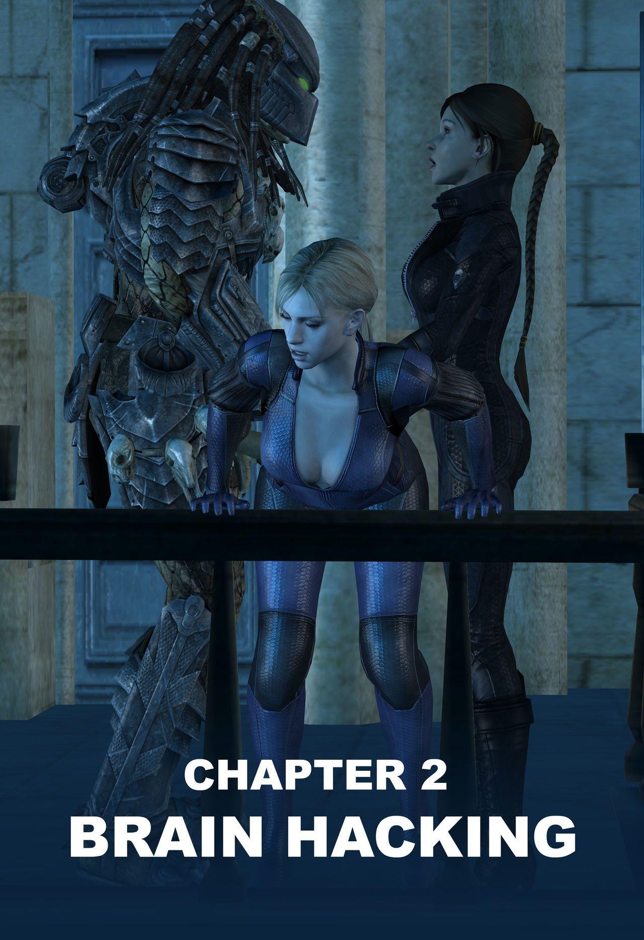 Lady & Cop VS Penetrator 4 (Chapter 1-2) - part 2