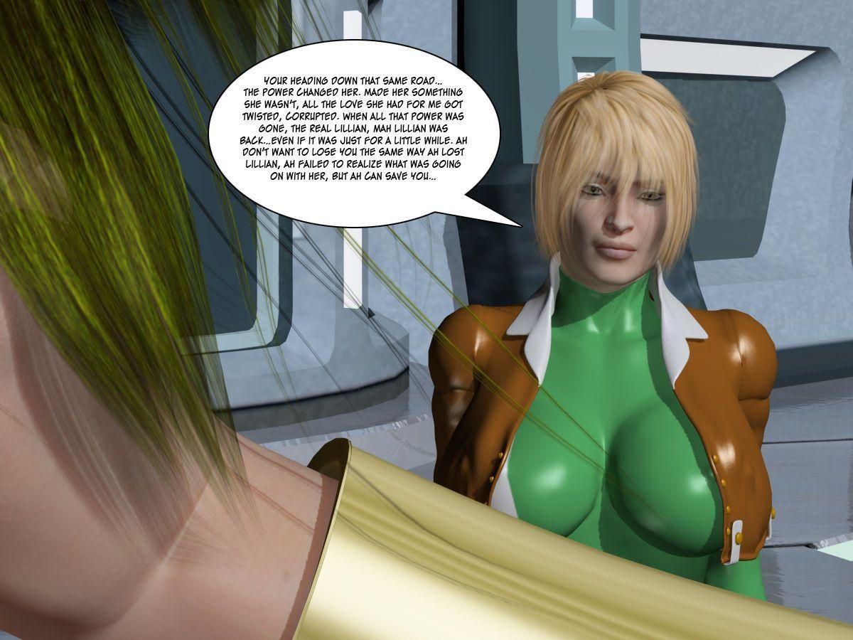 [MCtek] Grime City Stories: Reformat 18 - 25 - part 5