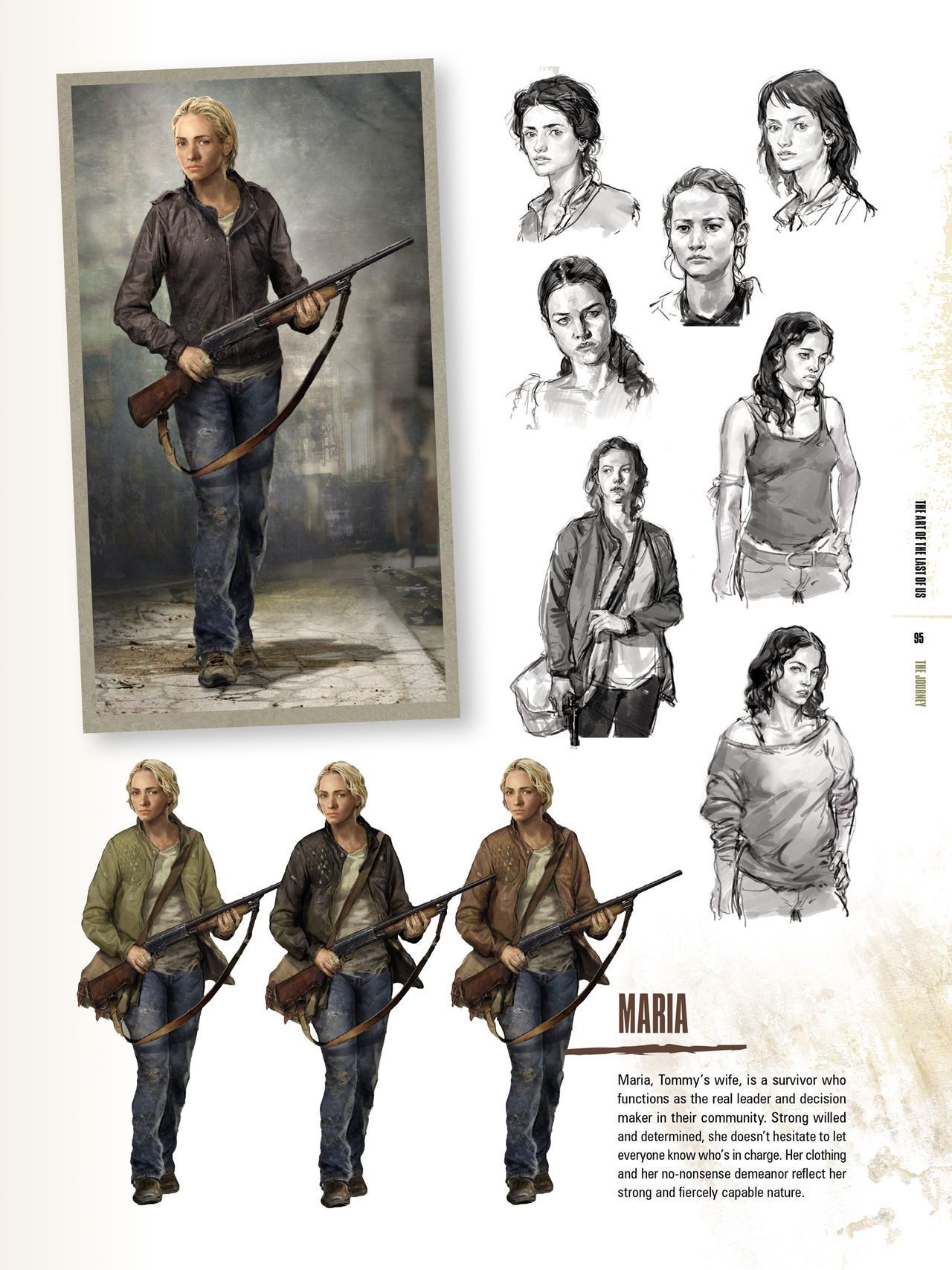 The Art of The Last of Us (2013) (Digital) - part 5