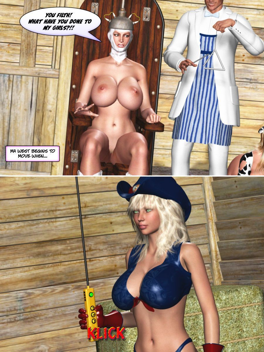 [Finister Foul] Sex Pets of the Wild West 34 - 43 - part 7