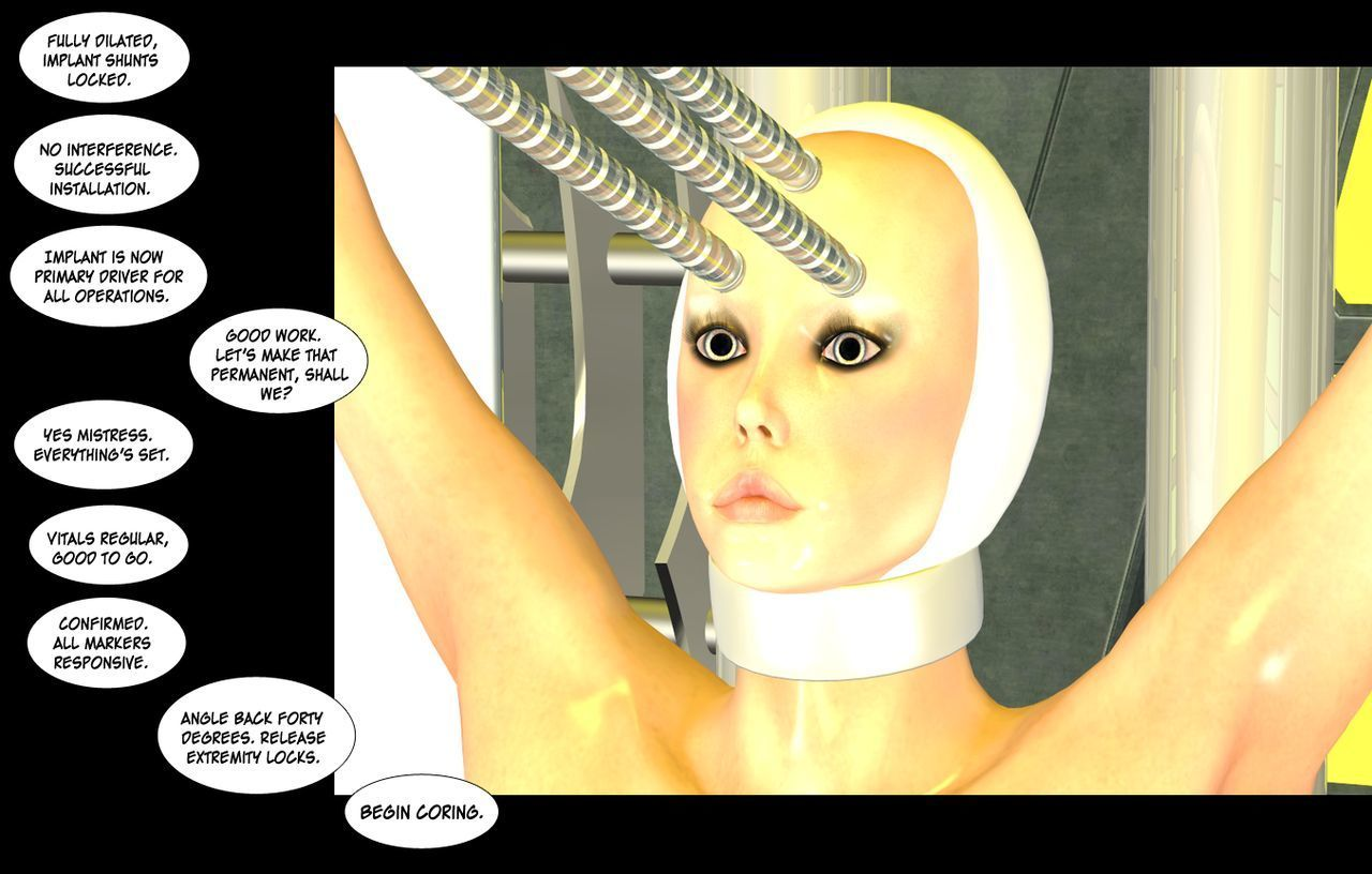 [dollmistress] Interactive Processing (With Captions) - part 6