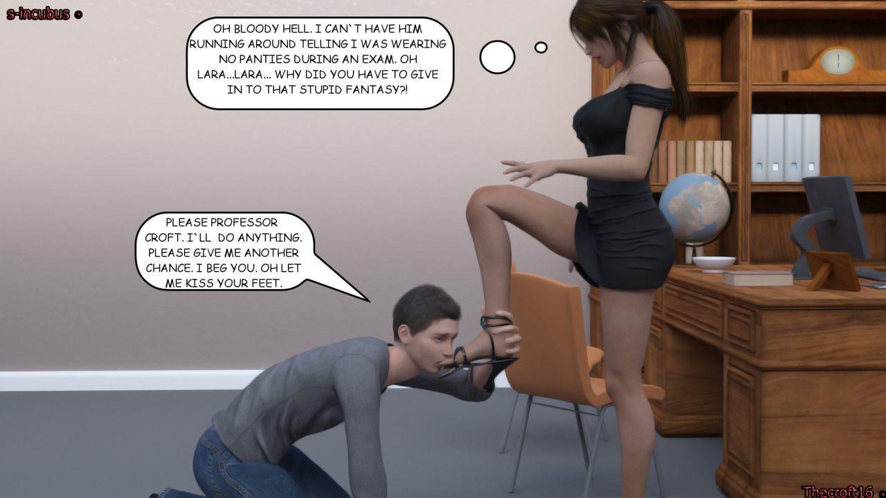 [Thecroft16] Lara and Tom Part 1