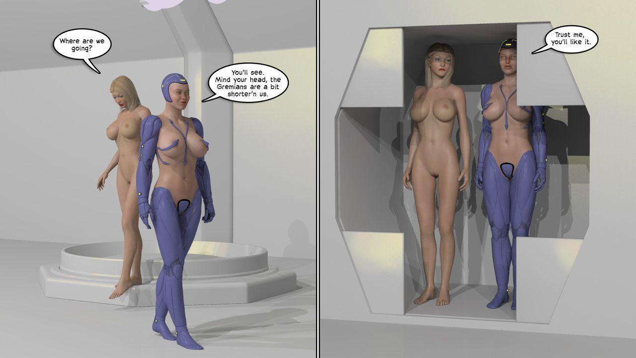 Invasion: New Recruits 1-2 - part 3