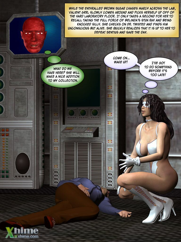 Hostile Takeover 09-12 - part 2