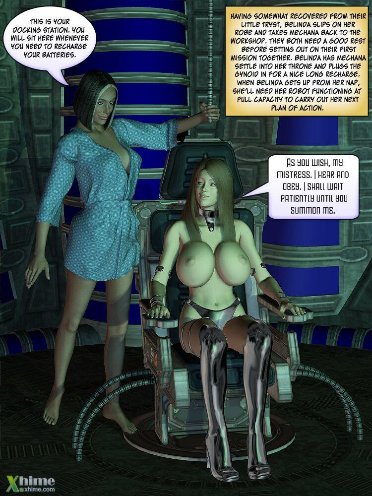 Hostile Takeover 01-04 - part 2