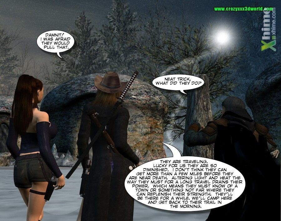 West Sorcerer and Wizards 4