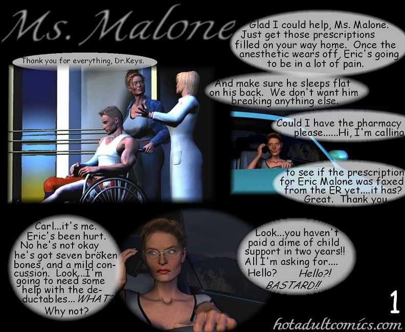 Original Mrs. Malone