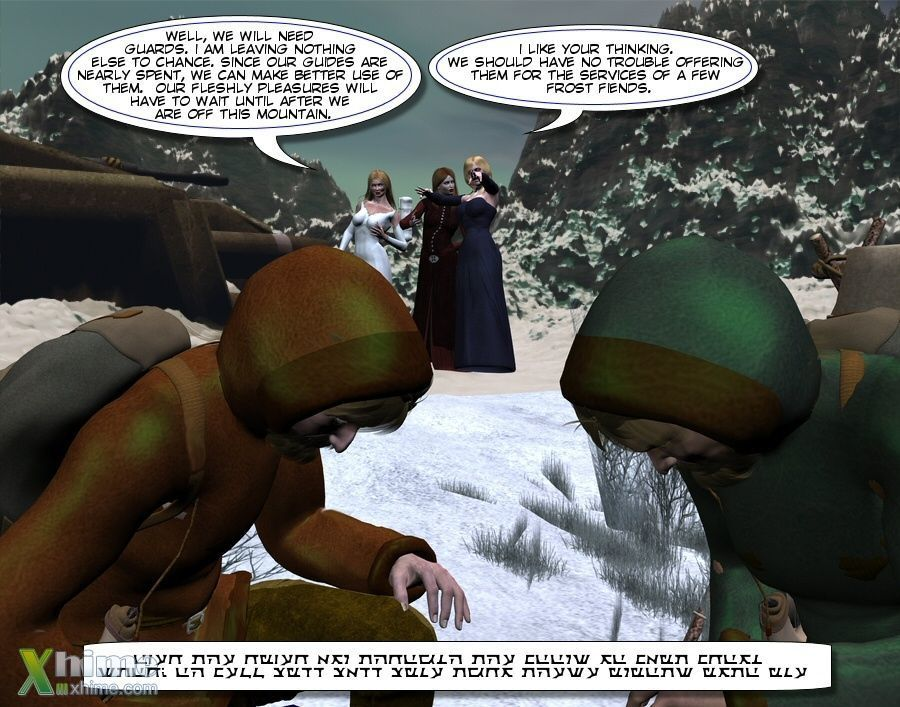 West Sorcerer and Wizards 2 - part 3