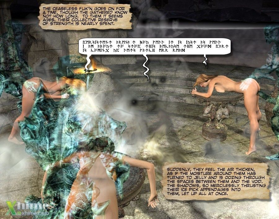 West Sorcerer and Wizards 1