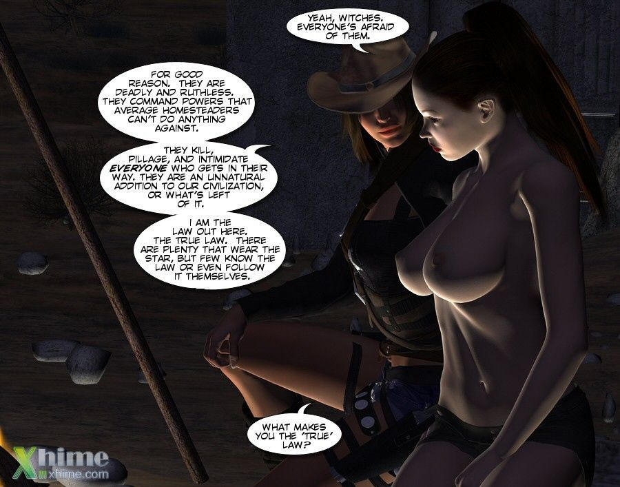 West Sorcerer and Wizards 1 - part 3
