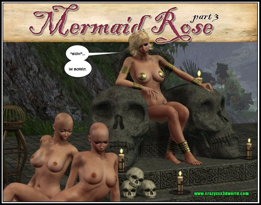 Mermaid Rose 3
