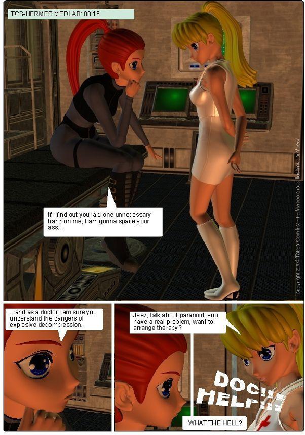 [Taboo Comics (Gonzo)] Darkside Ch. 1-7 - part 4