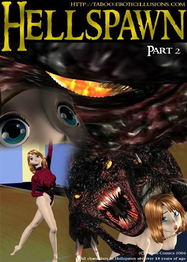 [3D] Hellspawn 1-3 - part 2