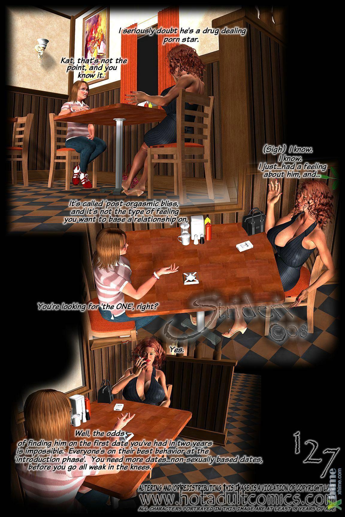 Feline Regrets (3D) - part 7