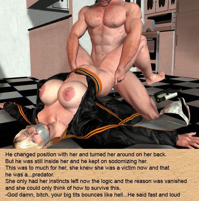 Raping Mom[3d]