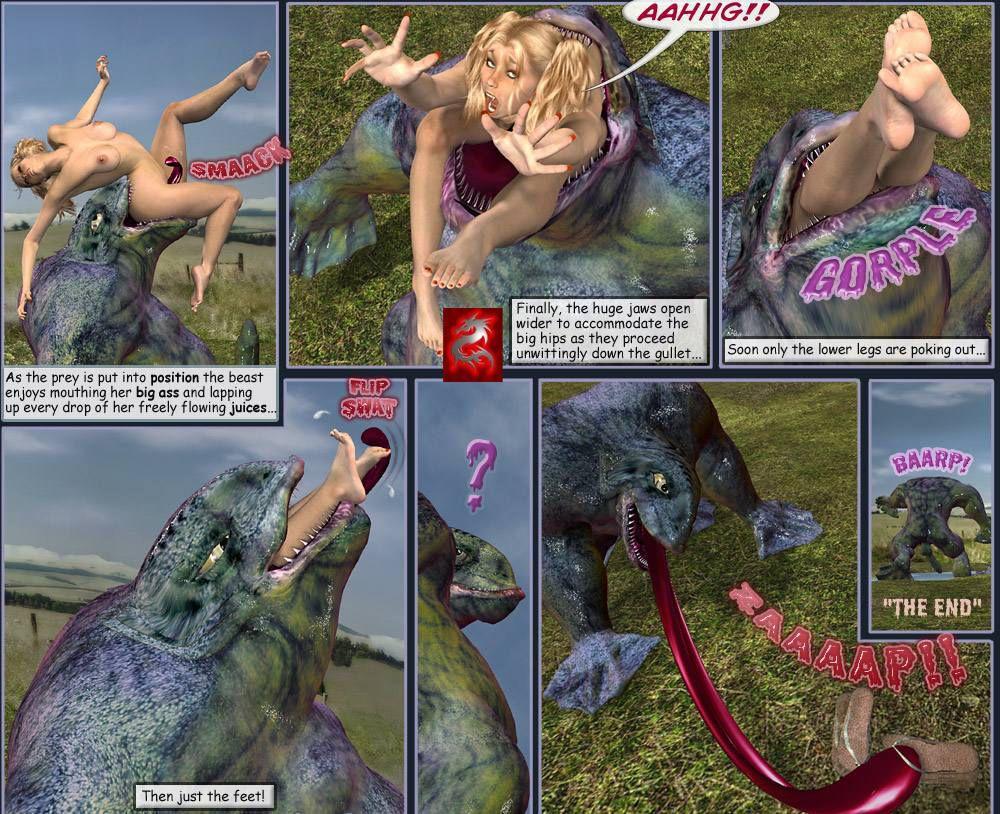 [3D] Troglosaurus