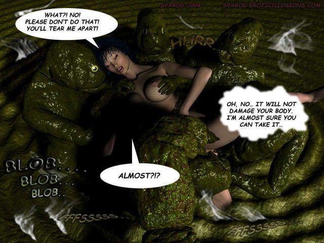 Swamp - part 5