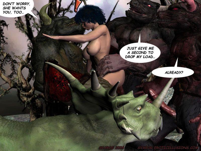 Minotaur - part 7