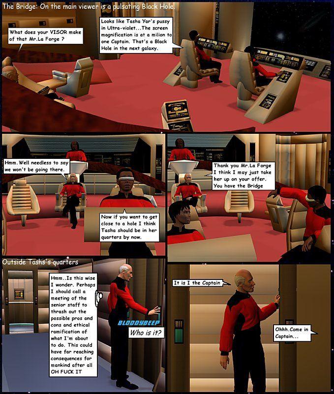 Sexx Trek 3d [english]
