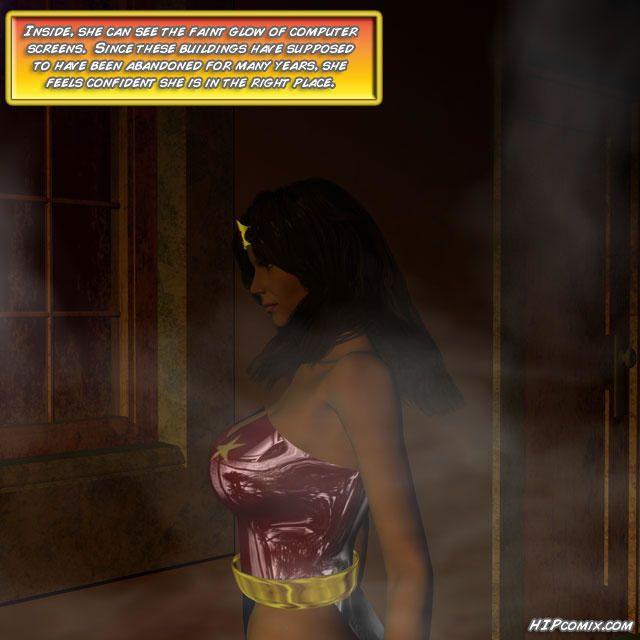 Blunder Woman [English]