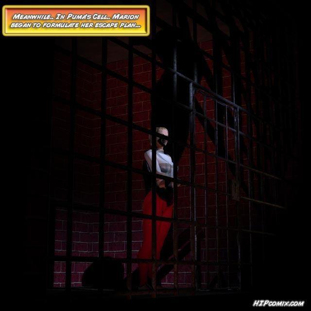 Blunder Woman [English] - part 3