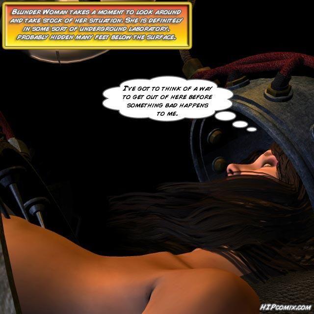 Blunder Woman [English] - part 8