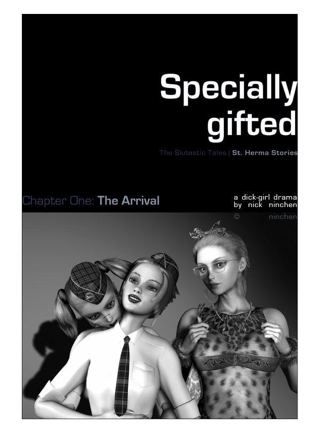 Specially Gifted (Futanari) [English]