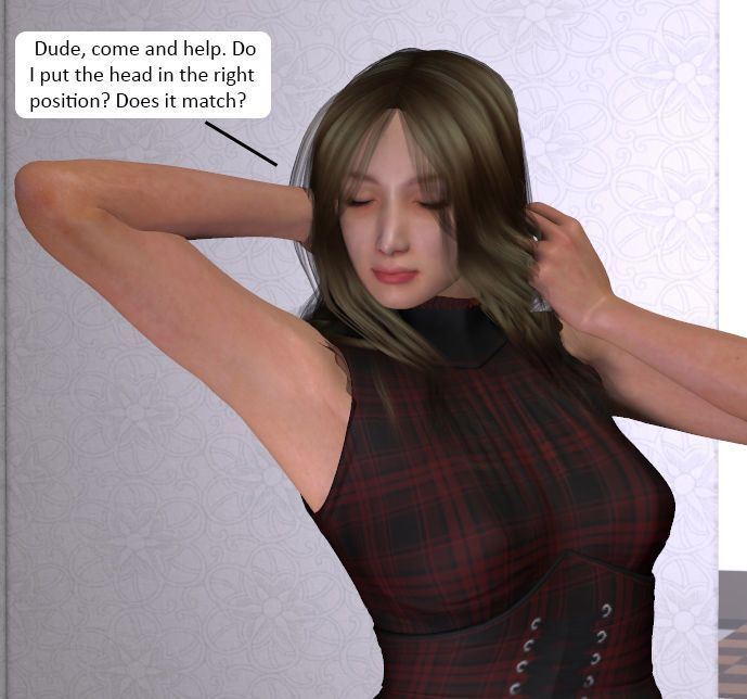 [yhhseap] Swapping Skin Stick 1-15 English translation 入替皮杖 (Complete) - part 2