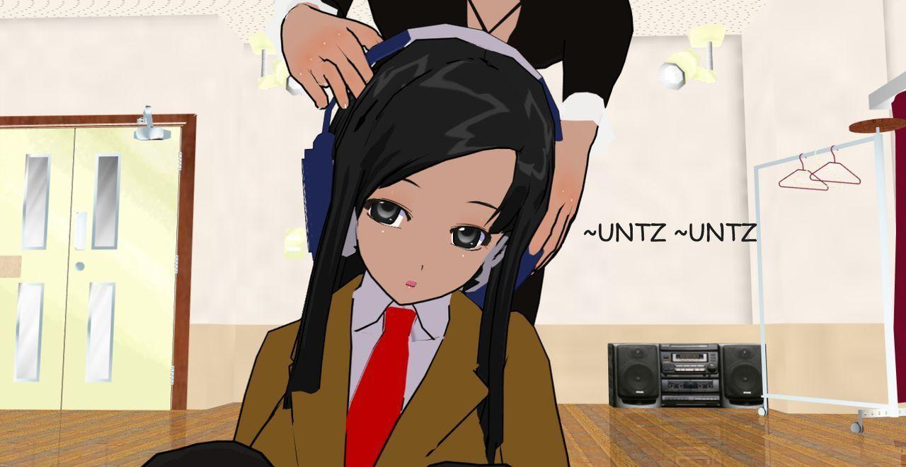 (3DCG) PRISON SCHOOL : The New Chairman (hentai parody) - part 11