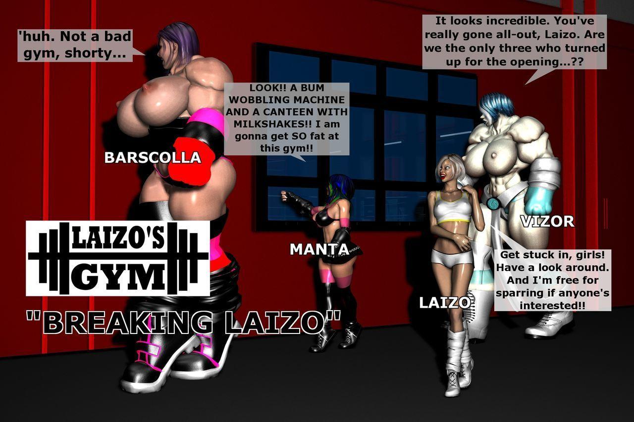 Laizo\'s Gym - Breaking Laizo