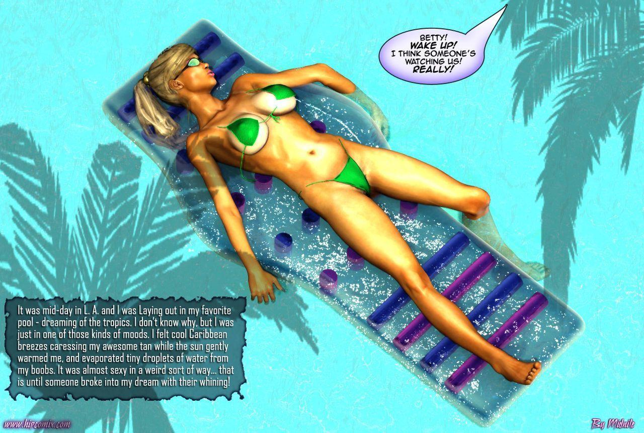 [Midnite] Betty Noir #11 - The Fantasy Island Fiasco [English]