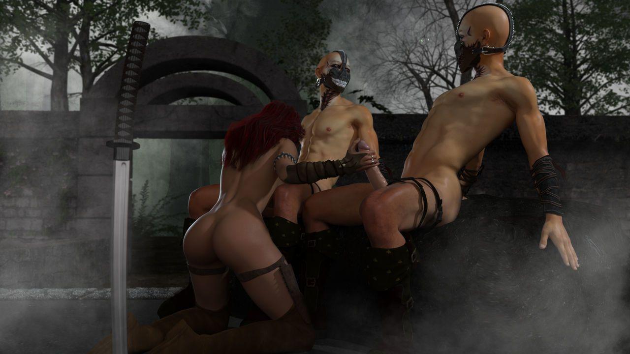 3DZEN - Sonya Emerald - Talisman - part 4