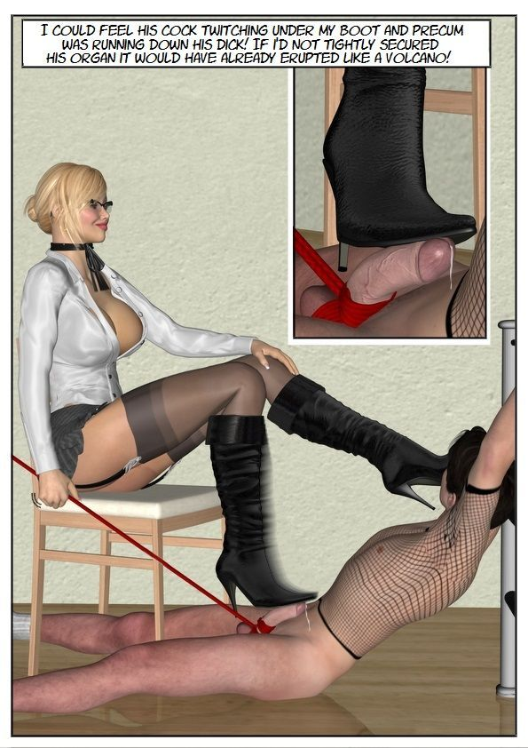 [Danial40] Stories of a Dominatrix