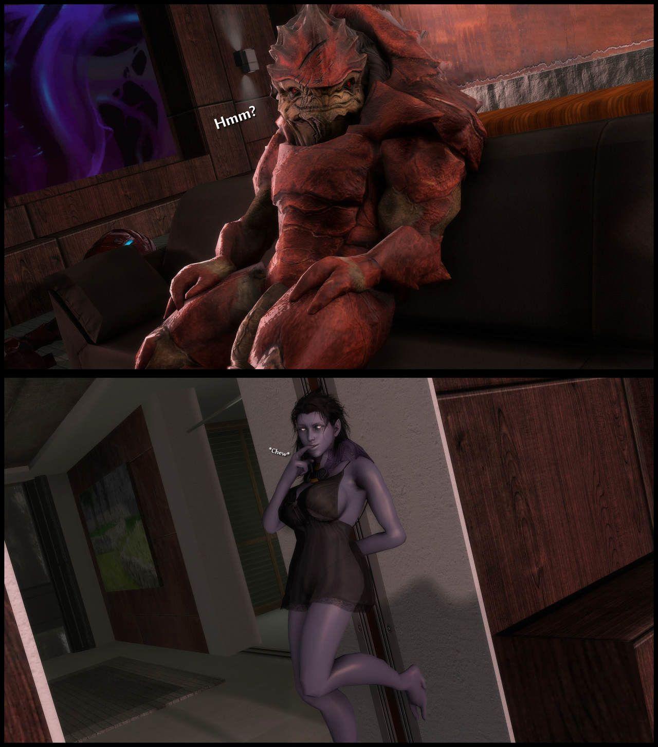 [foab30] Size Queen (Mass Effect)