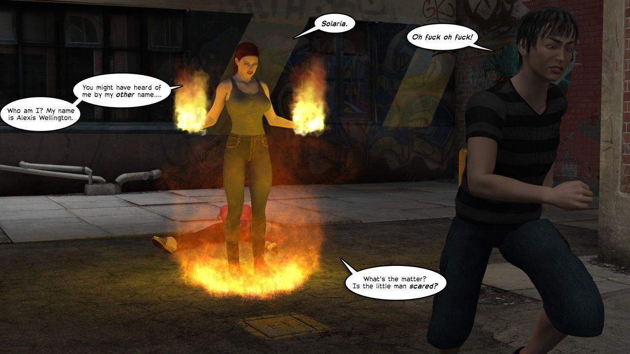 [Tecknophyle] Solaria Burnin Desire 1- 6 - part 7