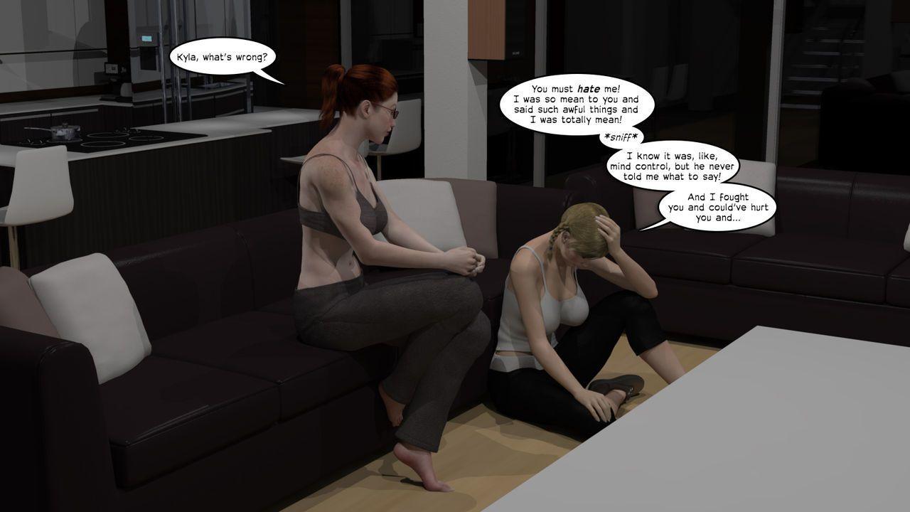 [Tecknophyle] Solaria Burnin Desire 1- 6 - part 8
