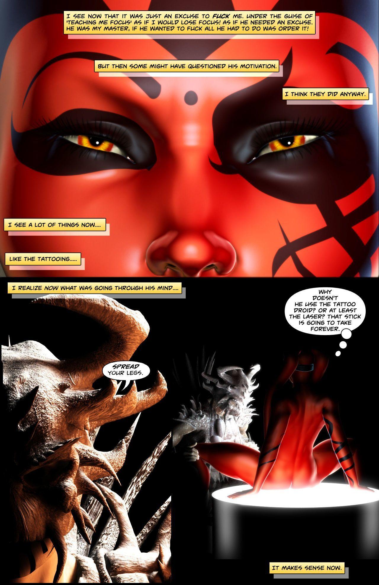 [darthhell] Talon X (Star Wars)