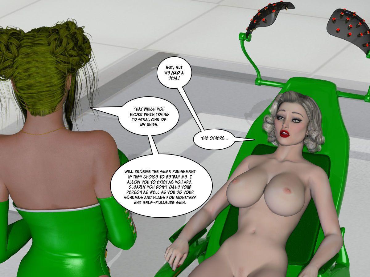 [MCtek] Grime City Stories: Reformat 8 - 10 - part 2