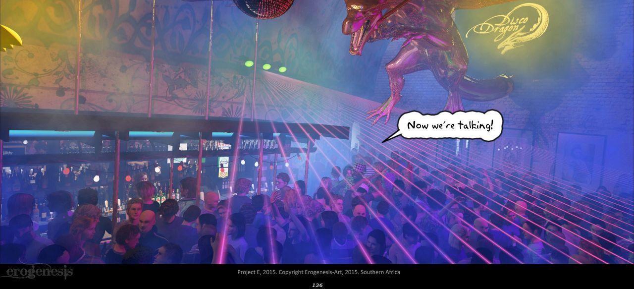 [Erogenesis] Lali Lite 3.1 - Disco Dragon - part 7