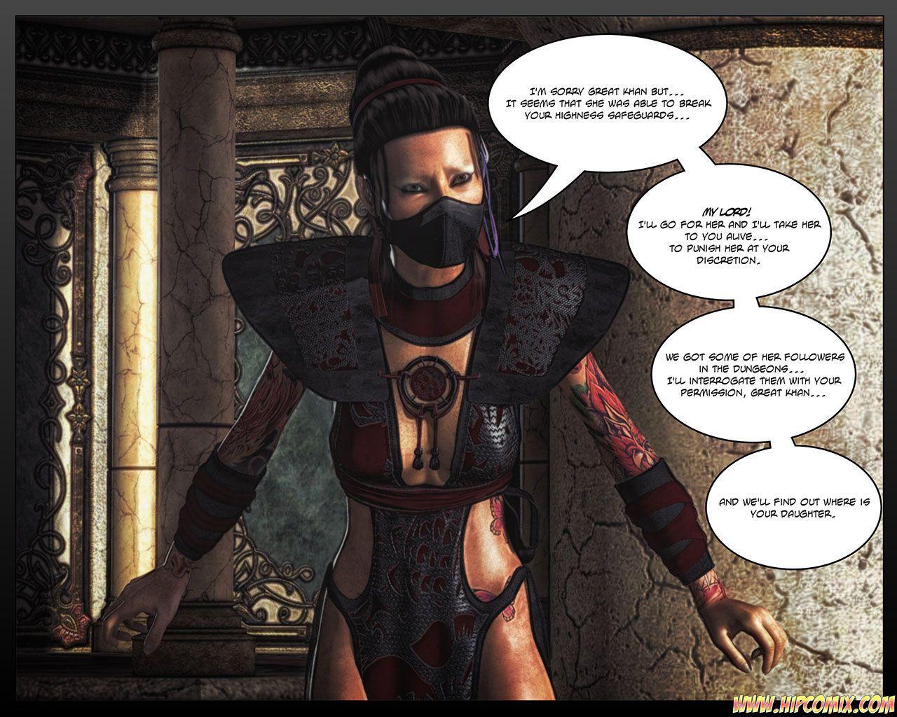 Black Strix - The Black Hand of Fate (1-9)