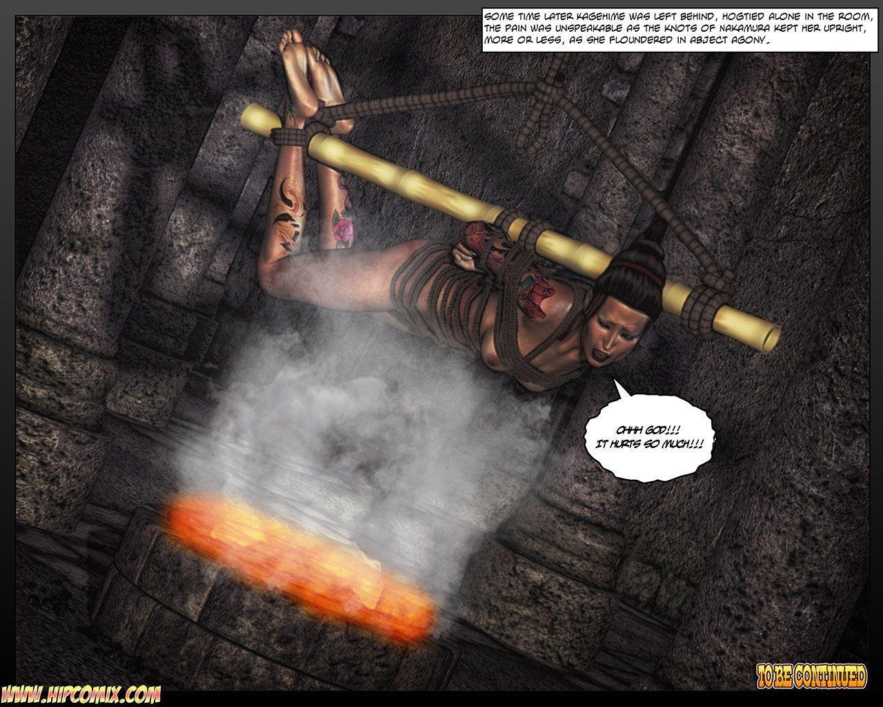 Black Strix - The Black Hand of Fate (1-9) - part 3