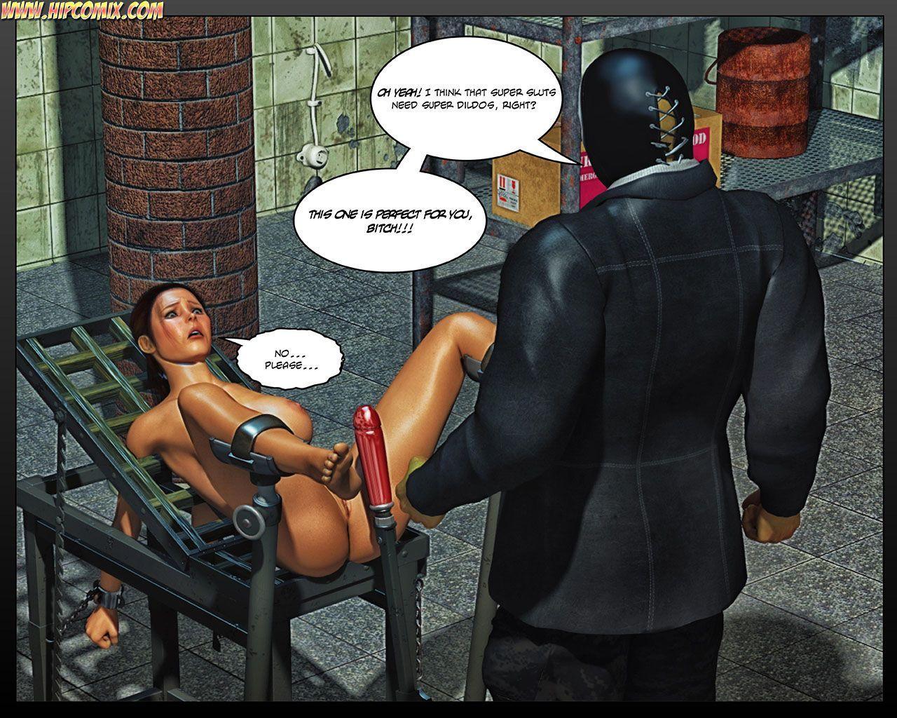 Black Strix - The Black Hand of Fate (1-9) - part 4