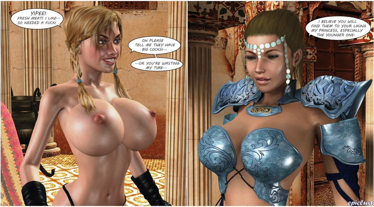 Game of Cocks - Myrcella\'s New Harem Studs REMASTERED