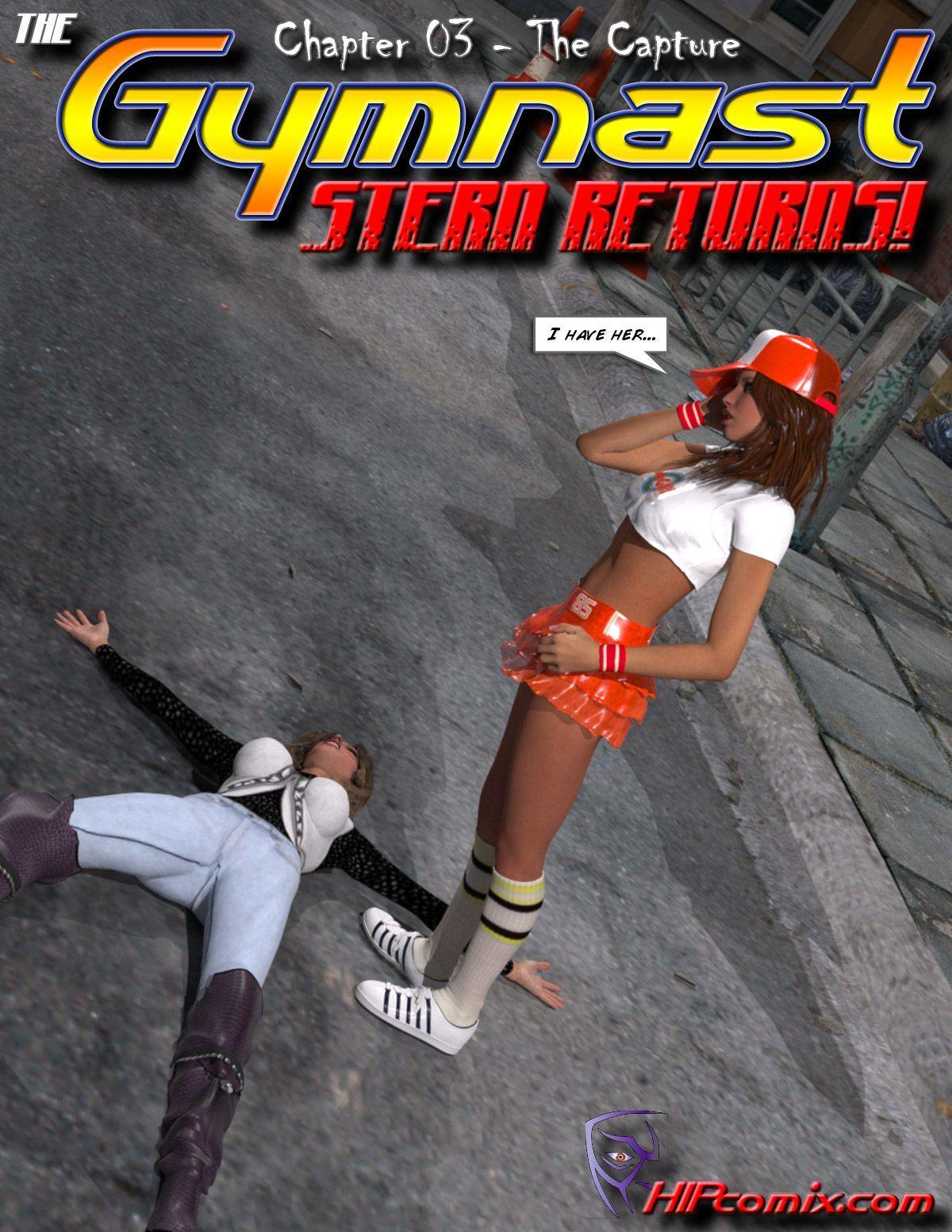 The Gymnast Stern Returns 1-7 - part 2