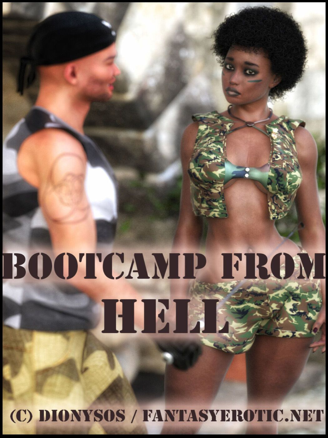 [Dionysos] Bootcamp from Hell