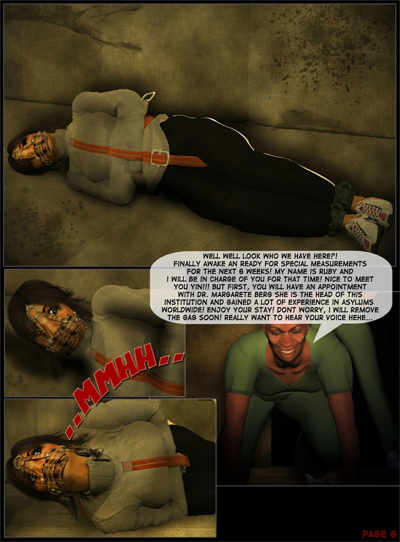 [Ryuk] The Asylum of Dr. Berg