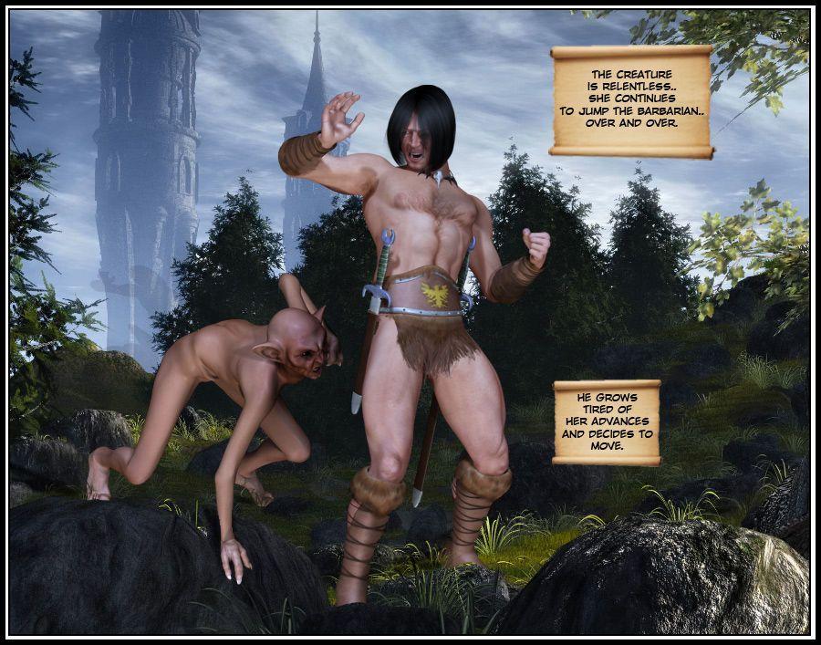 Bonan the Barbarian 1-4