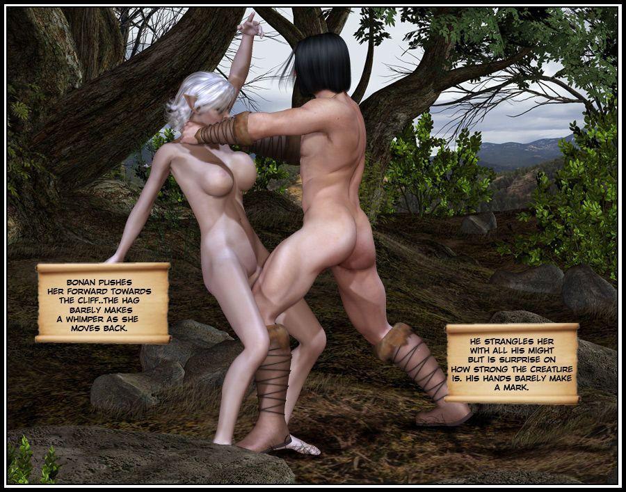 Bonan the Barbarian 1-4 - part 4