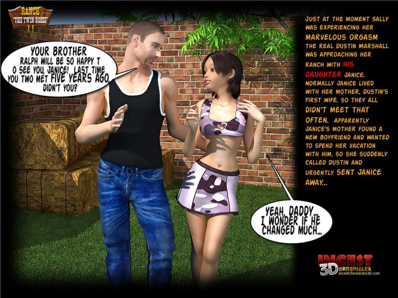 Ranch - The Twin Roses 1-5 - part 5