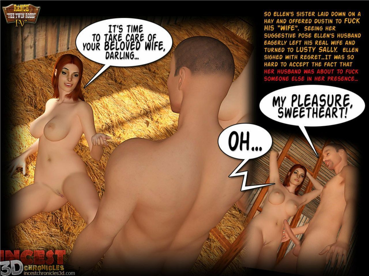 Ranch - The Twin Roses 1-5 - part 13